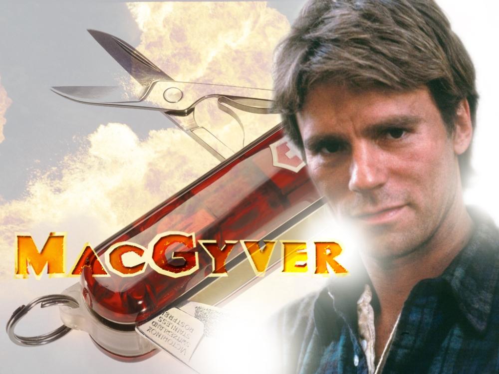 MacGyver Problem Solving - Episode 1