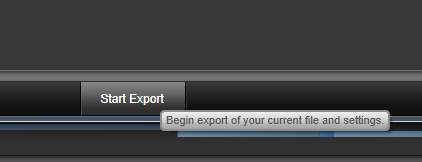Exporting the Video File