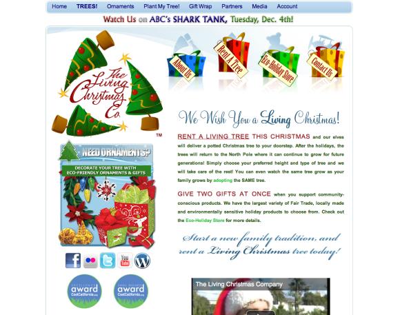 The Living Christmas Company