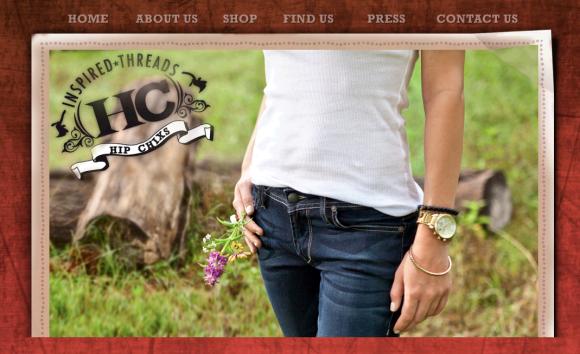 Hip Chixs Designer Jeans